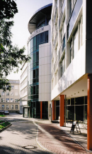 The TCC new-build on Annaberger Straße opens in 1997