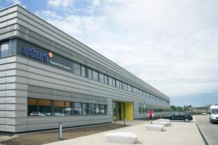 The start-up building on the Smart Systems Campus
